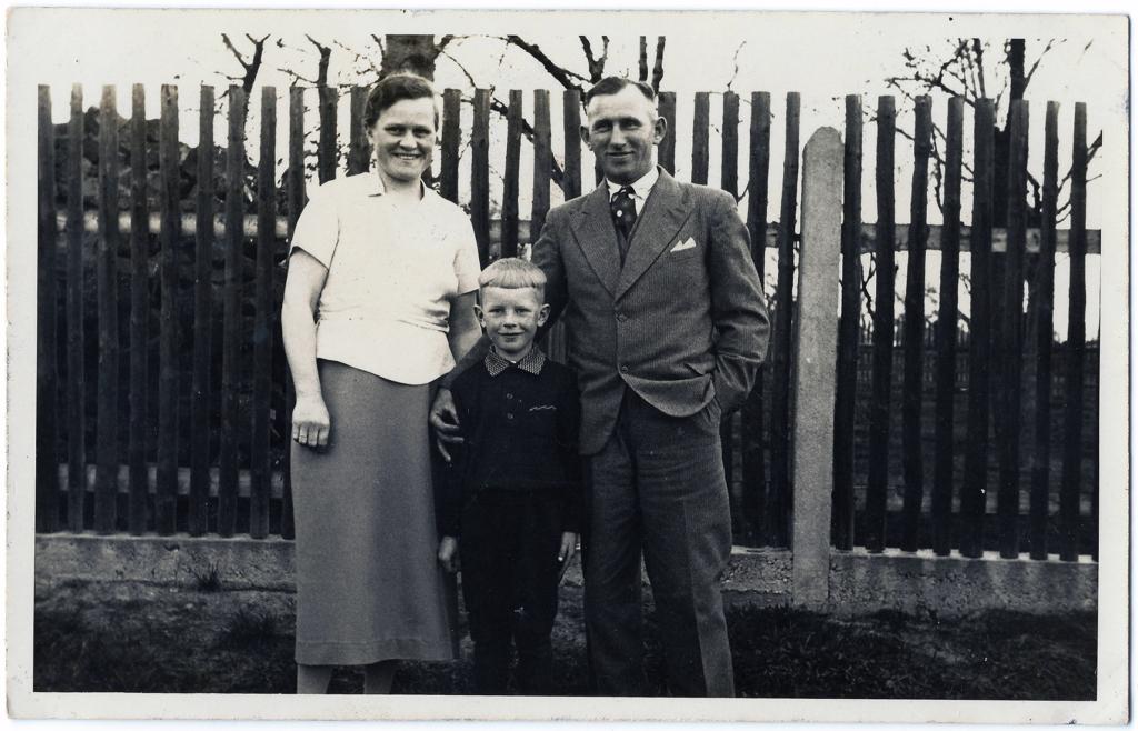 Foto: Familie Liebmann, 1938